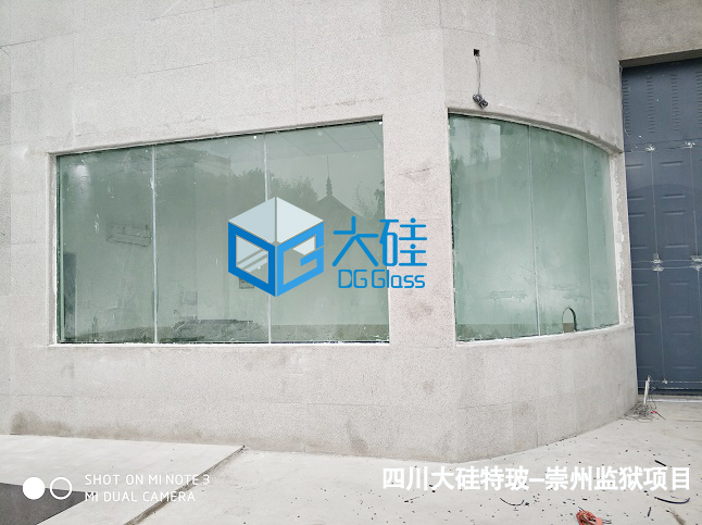 四川弧形防弹玻璃,四川防弹玻璃,四川防弹玻璃厂家,四川大硅特玻科技