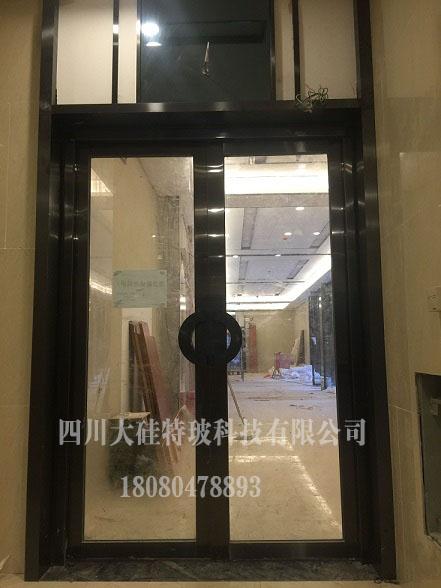 楼梯间防火玻璃门