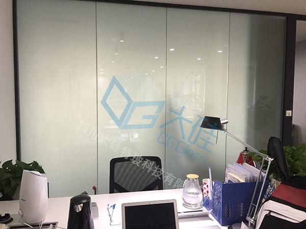 雾化玻璃,通电玻璃