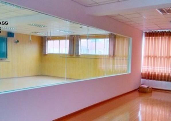 学校10mm单向透视玻璃