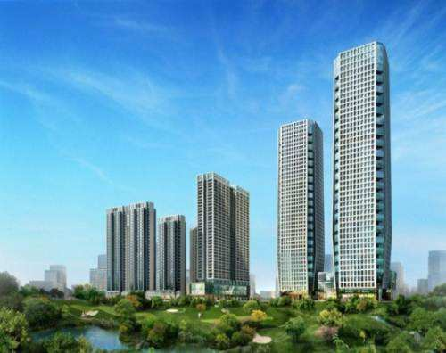 两江国际A栋高区36-39层物业装修
