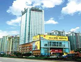 重庆南坪轻轨交通环线6标段防火玻璃挡烟垂