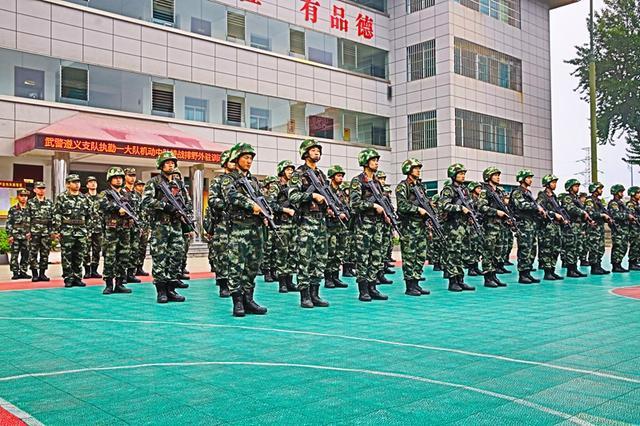 贵州遵义武警支队靶场防弹玻璃项目