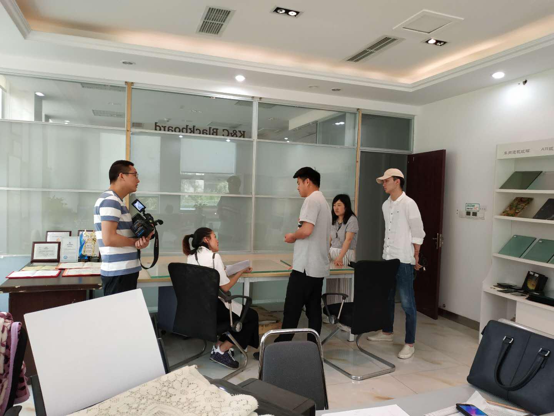 龙泉电视台采访刘总
