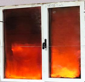 铝合金防火窗,四川防火窗