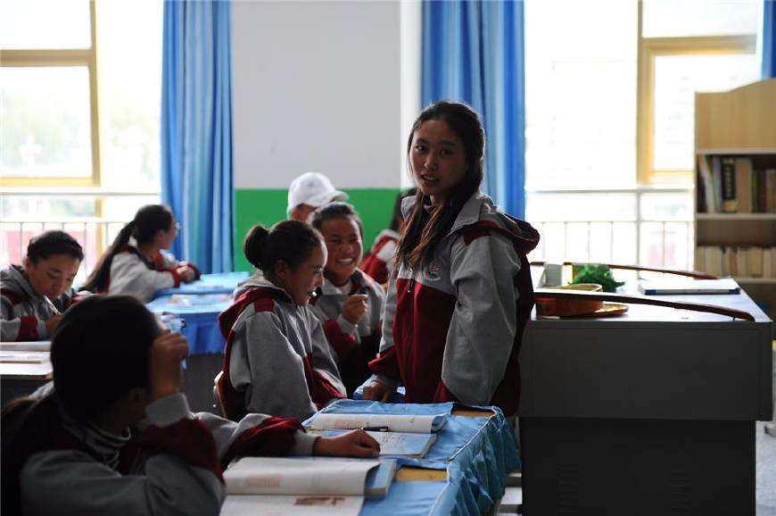 西藏那曲市安多县中学10mm单面镜