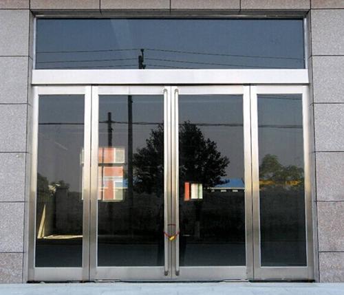 防弹玻璃门价格