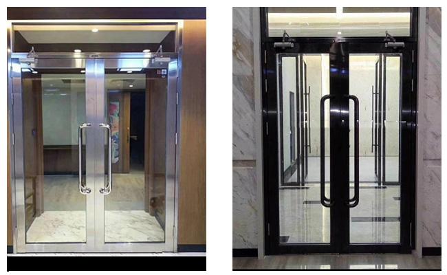 钢质隔热防火玻璃门