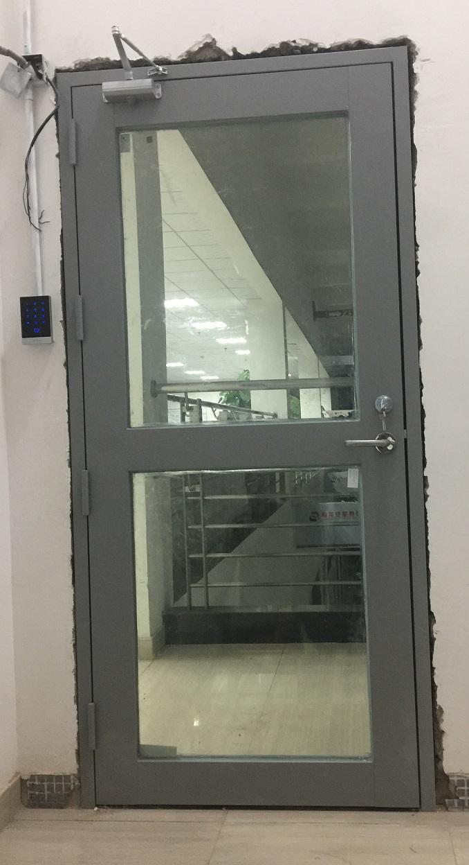 四川大硅特玻,防火玻璃门