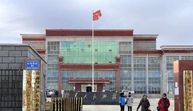 西藏那曲地区中心看守所整体搬迁审讯室